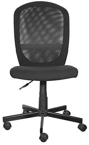 Furniture 247 Bürostuhl - Schwarz