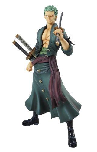 Megahouse One Piece Portrait of Pirates: Roronoa Zoro Ex Model PVC Figure (japan import) 2