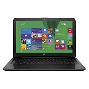 HP 15-ac092TU Laptop, 15.6 inch (39.62 cm)(Pentium 3825U Processor/4gb DDR3L/500 GB/Int Graphics/Windows 8.1)Black