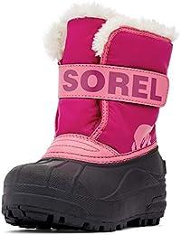 Sorel Baby Unisex Winter Boots, Toddler's Snow Commander