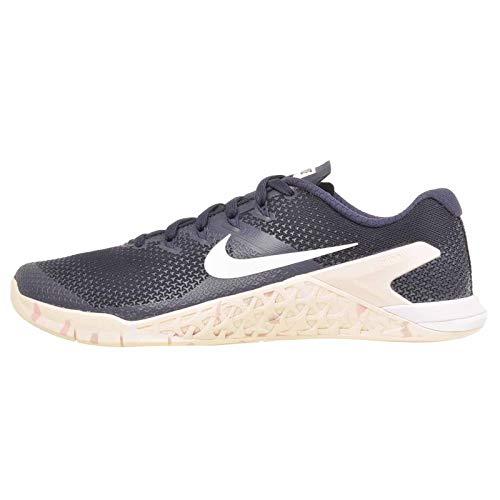 timeless design 9f450 ffadd Nike Wmns Metcon 4, Zapatillas para Mujer, (Obsidian White-Guava Ice