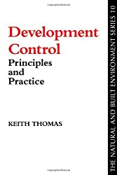 Development Control (Natural and Built Environment Series)