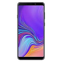 Samsung SM-A920FZKAITV A920 Galaxy A9 Smartphone, 128 GB Schwarz