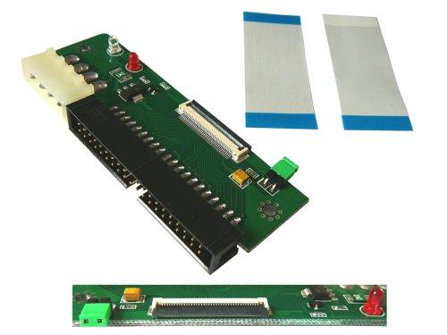 Kalea Informatique–Conversor adaptador ZIF/CE
