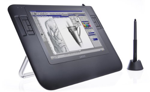 Wacom Cintiq 12 WX Interactive Pen Display