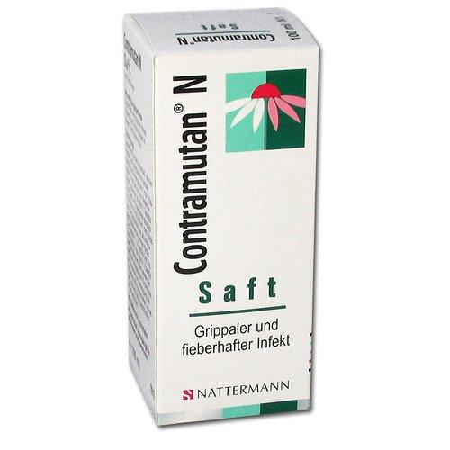Contramutan N, 100 ml Saft