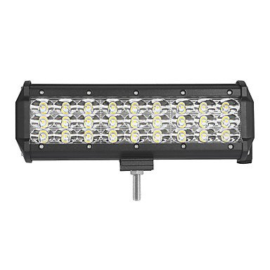 GANTA® 81w-reihe 8100lm flutspot del fascio führte arbeit licht bar offroad führte treibende lampada 12 v 24 v pro camion suv atv 4x4 4wd führte , spot