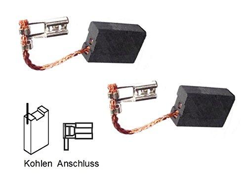 ULFATEC ® Kohlebürsten METABO OF E 1229 Signal, KT 1530, KS 65 S - 6,3x12,5x18mm (2073) -