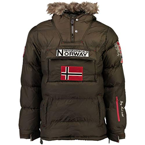 Geographical Norway Chaqueta DE NIÑO BOKER Caqui 16