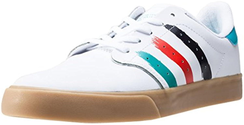 adidas Seeley Court White Blue Energy - 2018 Letztes Modell  Mode Schuhe Billig Online-Verkauf