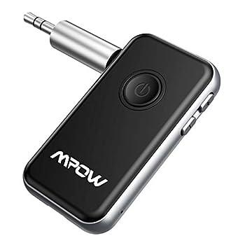 Bluetooth Transmitter Receiver, (AptX Low Latency,A2DP,12