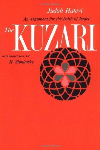 The Kuzari: An Argument for the Faith of Israel (Schocken Paperbacks) by Jehuda Halevi (1987-09-13)