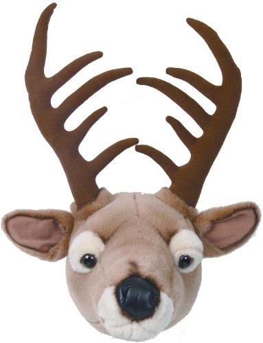 Bibib BB27 - Peluche de cabeza de ciervo
