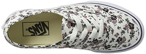 Vans  AUTHENTIC, Sneakers Basses adulte mixte Multicolore (Ditsy Bloom)