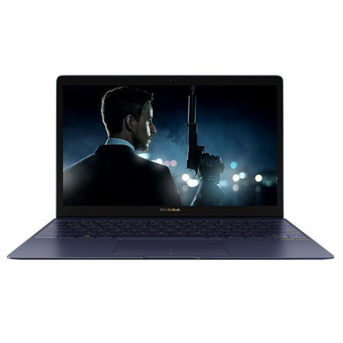 Asus Zenbook 3 UX390UA-GS048T Laptop (Windows 10, 16GB RAM, 512GB HDD) Blue Price in India