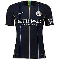 974226e4a6 Nike 2018-2019 Man City Vapor Away Match Football Soccer T-Shirt Camiseta