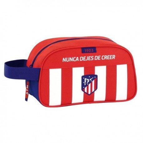 Atletico De Madrid - Neceser con asa y adaptable a carro de atletico d