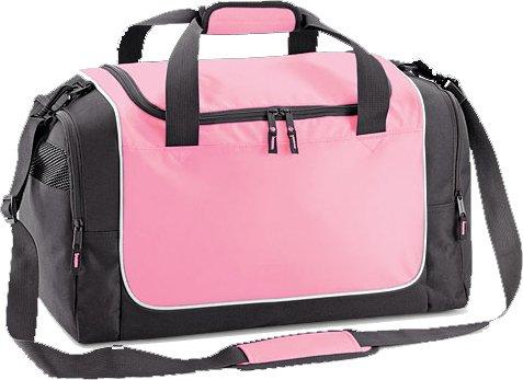 Sporttasche mit Namen und Wunschmotiv Fußballtasche Fitness Reittasche Schwimmtasche (royal blau) rosa