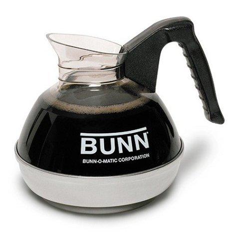 Bunn 6100 Easy Pour Replacement Decanter, Black by Bunn (Bunn Decanter)