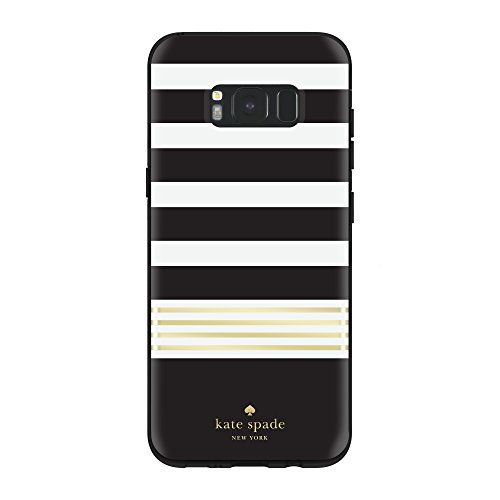 kate-spade-new-york-custodia-rigida-protettiva-per-samsung-galaxy-s8-plus-stripe-2-lamina-d-oro-nero