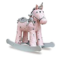 Little Bird Told Me - Celeste & Fae (12 Months+) - Infant Unicorn Rocking Horse