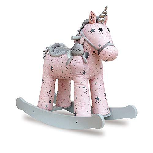 Little Bird Told Me - Celeste & Fae (12 Months+) - Infant Unicorn Rocking Horse