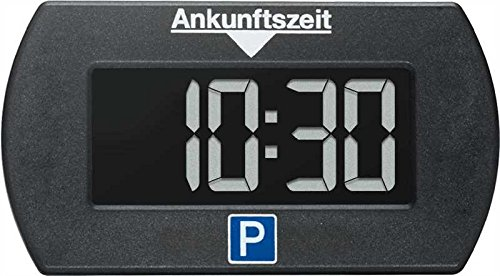 Needit Mini DE Elektronische Parkscheibe parking disc, 3011-PARK ( Elektronic parking disc ParkMini is the world's smallest electronicparking disc )