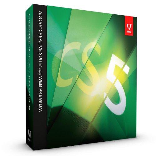Adobe CS5.5 Web Premium (edizione italiana)