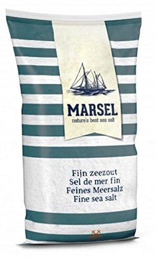 feines meersalz MARSEL - Feines Meersalz Aus  Den Lagunen Der Karibik - 1000 g