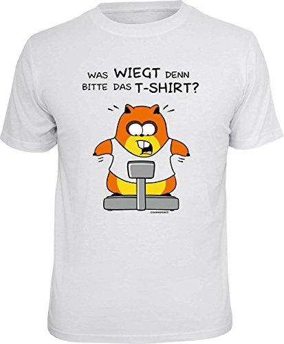 Freund Lustige T-shirt (Lustiges Sprüche Shirt Geschenkartikel T-Shirt mit Urkunde was wiegt denn Bitte Das T-Shirt? Fun Artikel Partygeschenk)