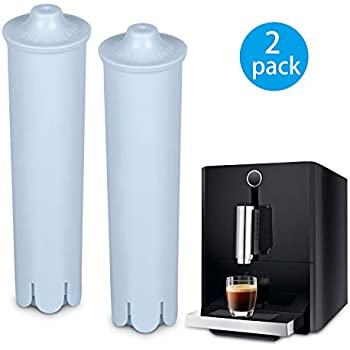 4x Filtre à eau pour Jura Impressa e55 e60 e65 e70 e74 e75 e80 e85 Filtre Cartouche