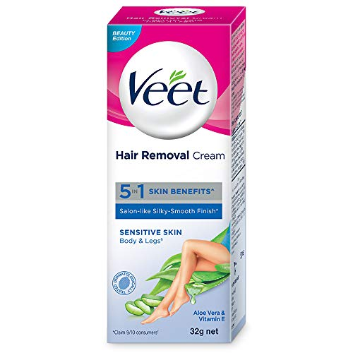 Veet Hair Removal Cream for Sensitive Skin - 32g