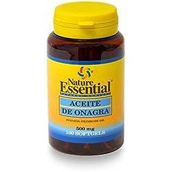 Aceite De Onagra 100 perlas de 500 mg de Nature Essential