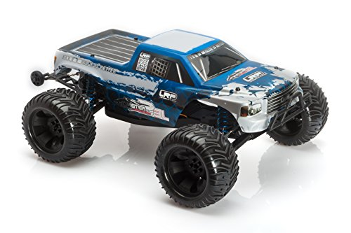 LRP Electronic 120812 - S10 Twister 2 MT Brushless 2.4Ghz RTR - 1/10 Elektro 2WD Monster-Truck