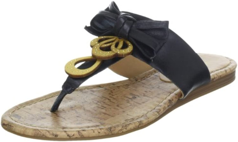 VIA UNO Leather Casein 21110610 Damen Hausschuhe
