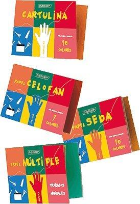 Unipapel 4785-PA - Bloc de papel multiple para trabajos manuales