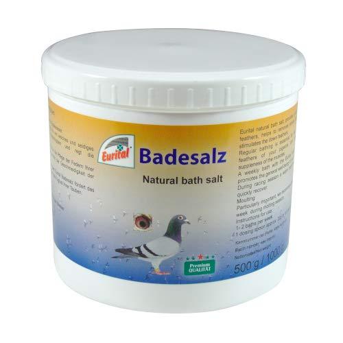 Eurital Badesalz 1 kg Vogelbad -