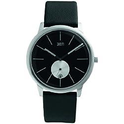 XEN Herrenuhr schwarz XQ0194