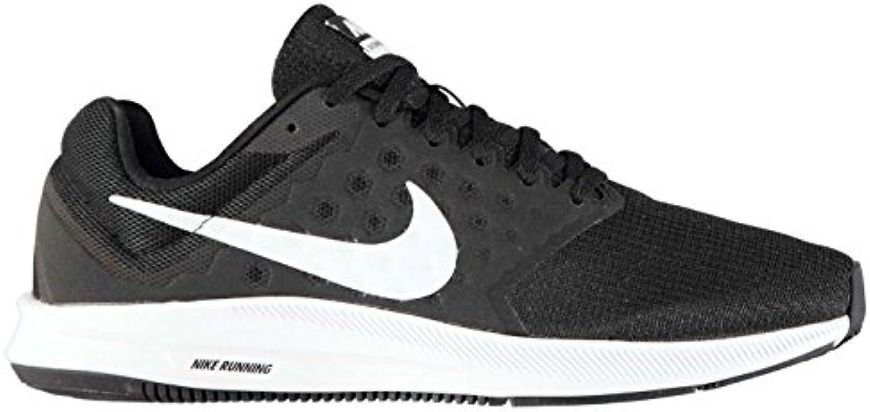 Official Trainers Nike Downshifter 7 'Herren Sportschuhe  Schwarz und Weiß Sneaker Schuhe