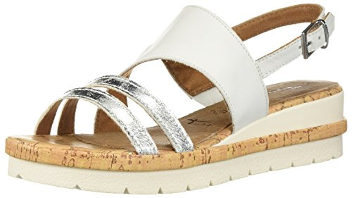 Tamaris Women's EDA 28205 Oxford Flat