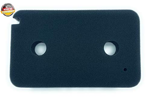 Filtro Originale per aspirapolvere Miele 9499230, per asciugatrice, Pompa di Calore, 220 x 130 x 30 mm