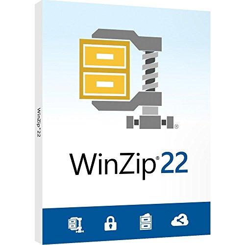 Preisvergleich Produktbild WinZip 22 Standard / Standard / unbegrenzt / unbegrenzt / PC / Disc / Disc