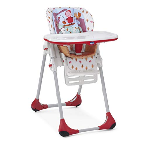 Chicco Hochstulhl Polly, 2-in-1, Happy Land -