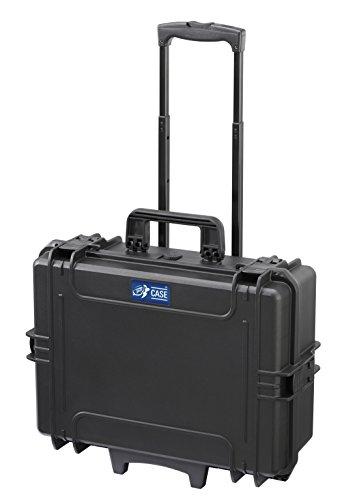 TAF Case 500 PU - Outdoor Werkzeug-Koffer Staub- und wasserdicht, IP67 schwarz