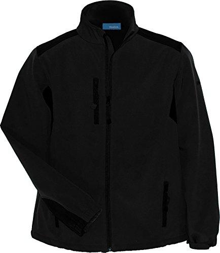 Herren Reebok Full Zip Soft Shell Sport Jacke -