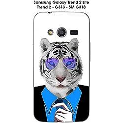 Onozo Coque Tigre-6 pour Samsung Galaxy Trend 2 Lite - G313 - SM G318