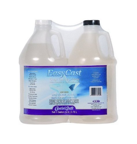 Cheapest Price for Easy Cast Clear Casting Epoxy Enamel Resin 1 Gallon