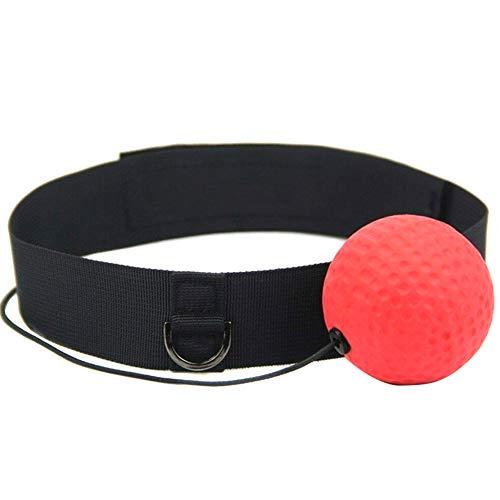 Domeilleur React Reflex Ball Kidte Training Kopfmontage Boxen Tragbare Anhebungskraft