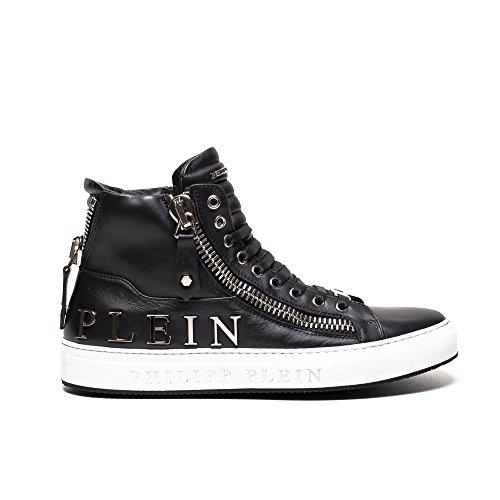 & # xfeff; Philipp Plein Sneakers Herren sm162625鈥�PP02schwarz ig248sm162625-- PP02 Schwarz