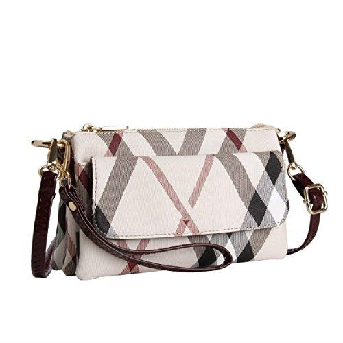 Yy.f Mode Handtaschen Kleine Umhängetasche Schönheitsbeutel Art Und Extrinsische Intrinsische Und Praktisch Anzug Taschen A
